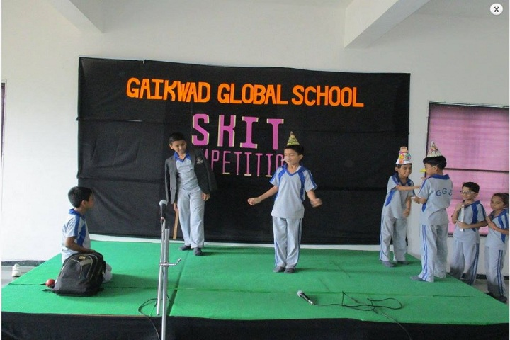 GAIKWAD-Skit Competition