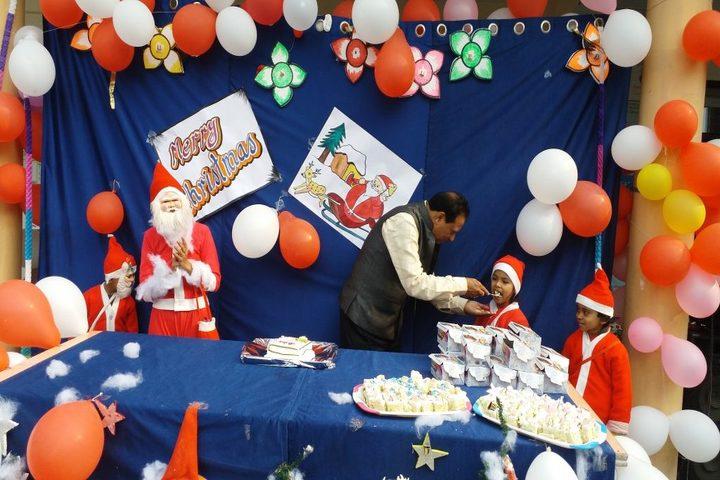 Sunbeam School-Christmas Celebration
