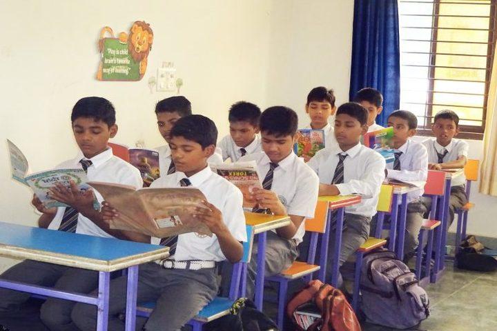 Sunbeam School-Classroom