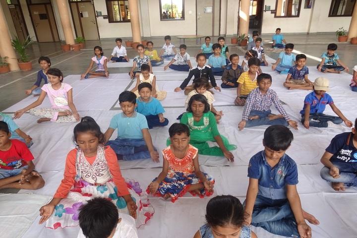 Sunbeam School-Meditation