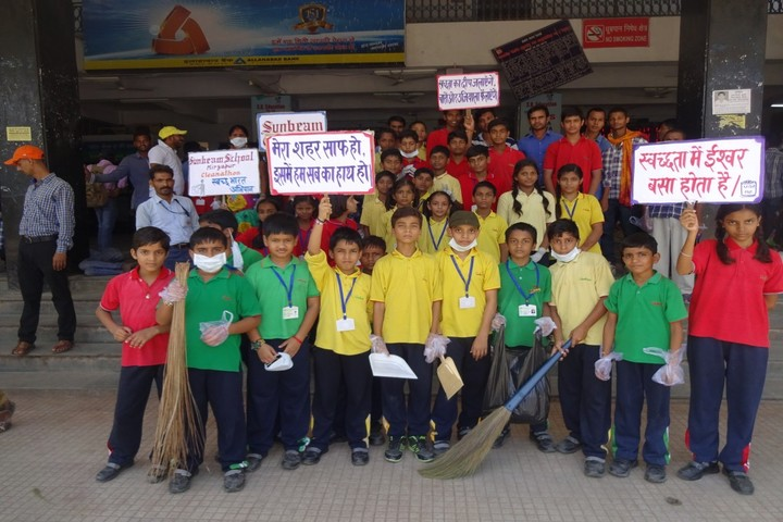Sunbeam School-Swatch Bharath