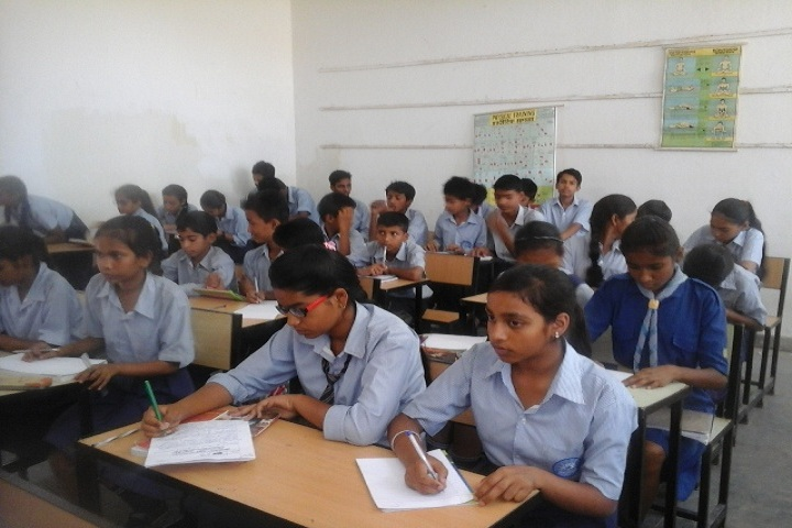 Government Model Senior Secondary School-Essay Writing Competition