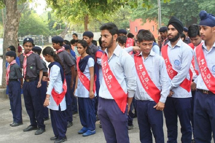 Government Model Senior Secondary School-Gandhi Jayanthi Celebrations
