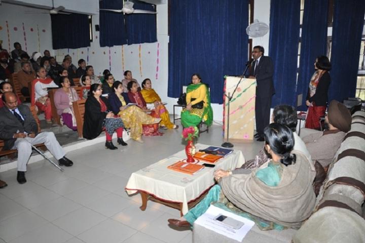 Government Model Senior Secondary School-Leadership Programme