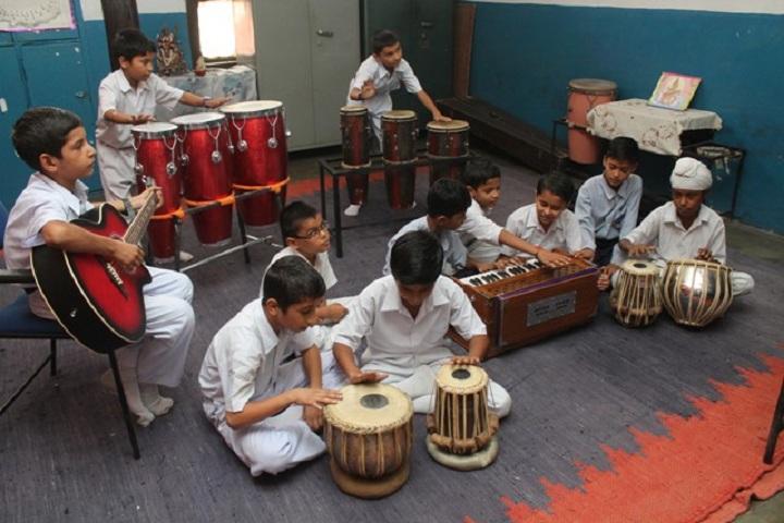 Government Model Senior Secondary School-Music Classes