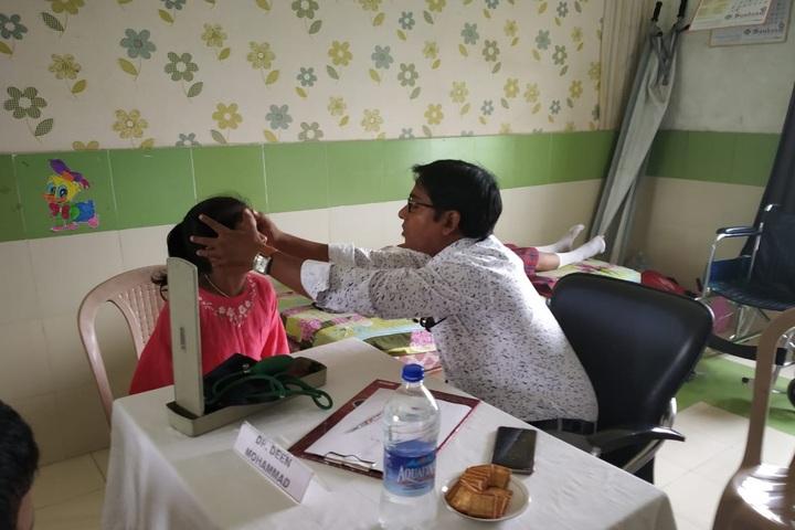 Sunbeam School-Medical Camp