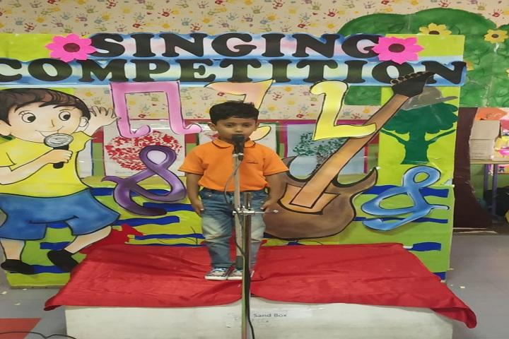Sunbeam School-Singing