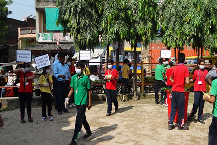 Sunbeam School-Swatch Bharat