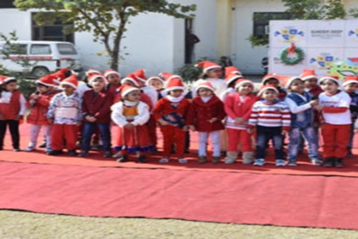 Sunder Deep World School-Christmas Celebration