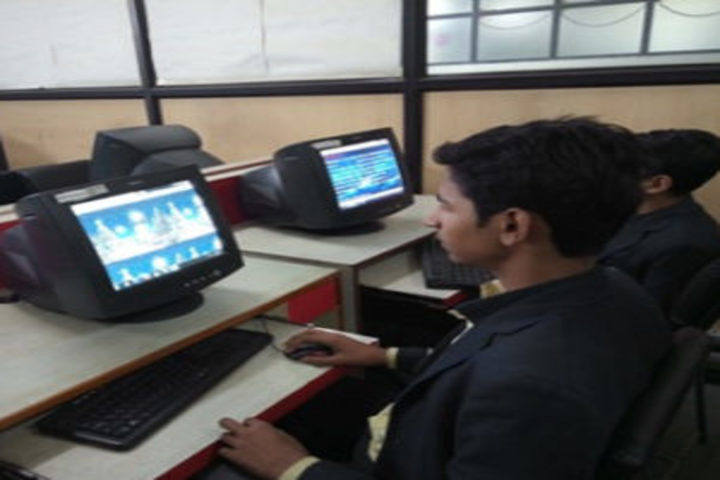 Sunder Deep World School-Computer Lab