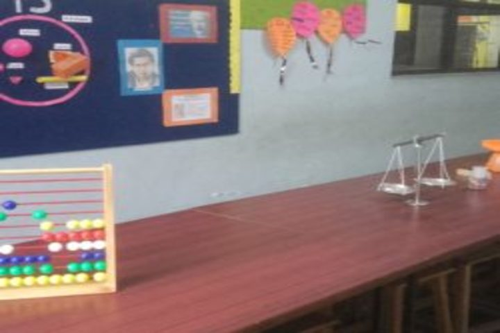 Sunder Deep World School-Maths Lab