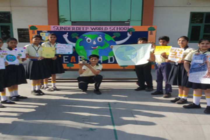 Sunder Deep World School-Presentation