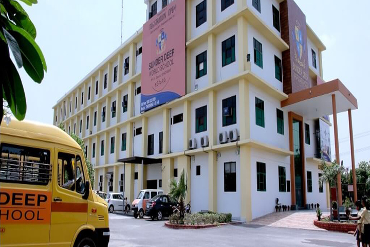 Sunder Deep World School-School Building
