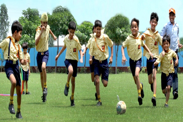 Sunder Deep World School-Sports