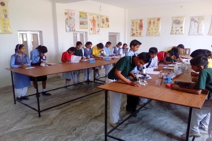 Sunrise Global School-Biology Lab