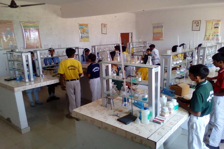 Sunrise Global School-Chemistry Lab