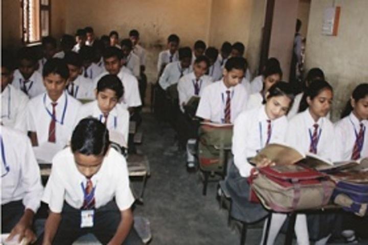 Sunrise Global School-Classroom