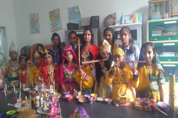 Sunrise Global School-Diwali Celebration