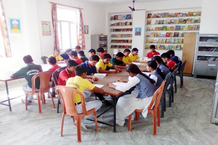 Sunrise Global School-Library