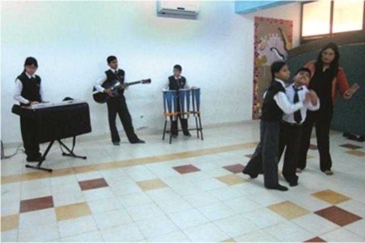 Sunrise Global School-Music Room