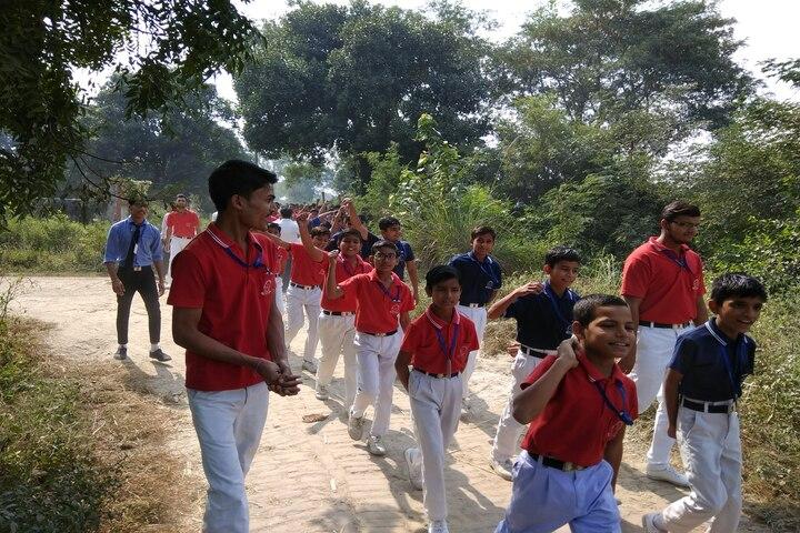 Sunrise Global School-School Activity