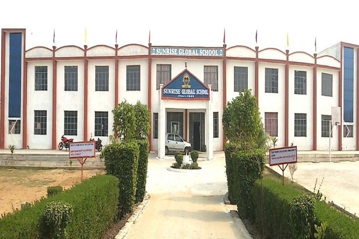 Sunrise Global School-School Building