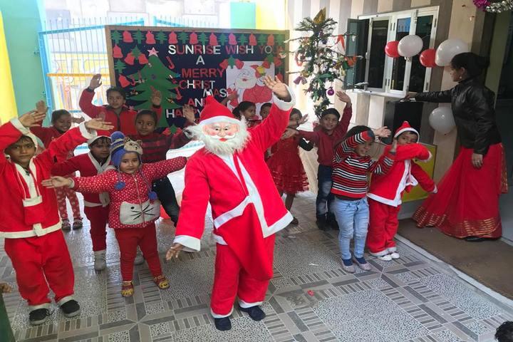 Sunrise Public School-Christmas Celebration