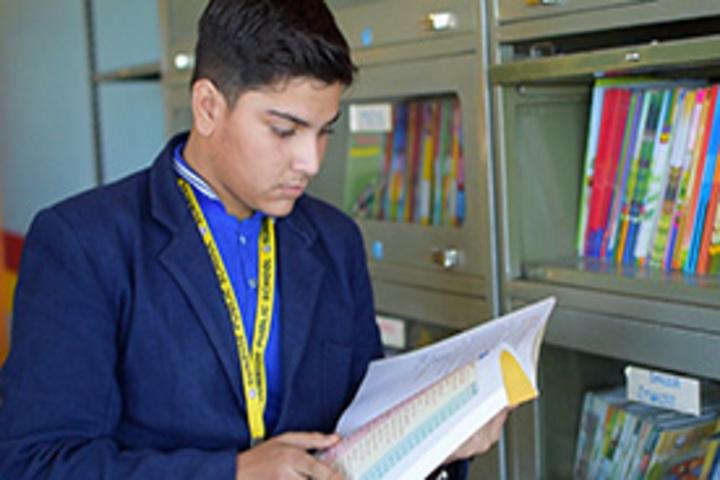 Sunrise Public School-Library