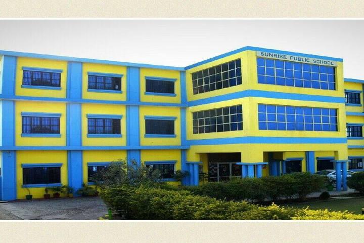 Sunrise Public School-School Building