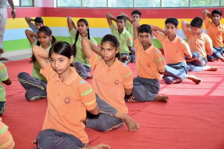 Sunrise Public School-Yoga