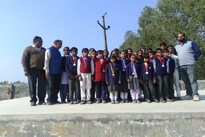 Sunshine Public School-Group Photo
