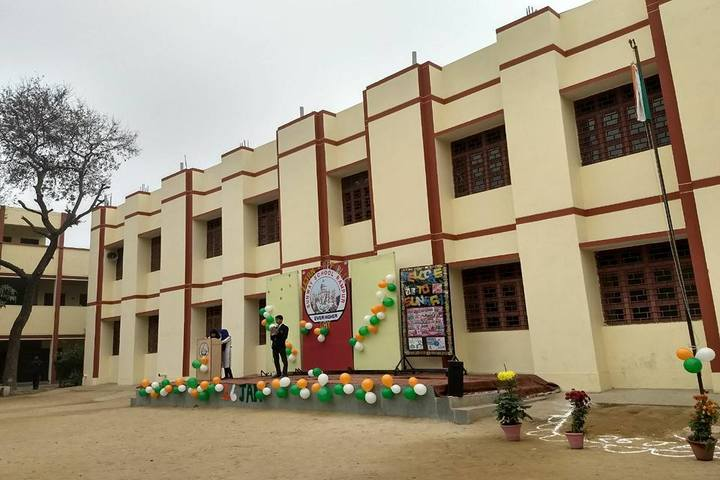 Sunway School-School Building