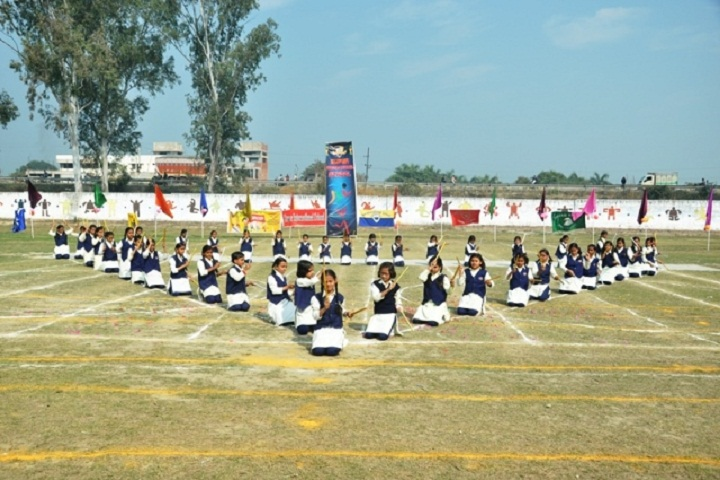 Super International School-Activity