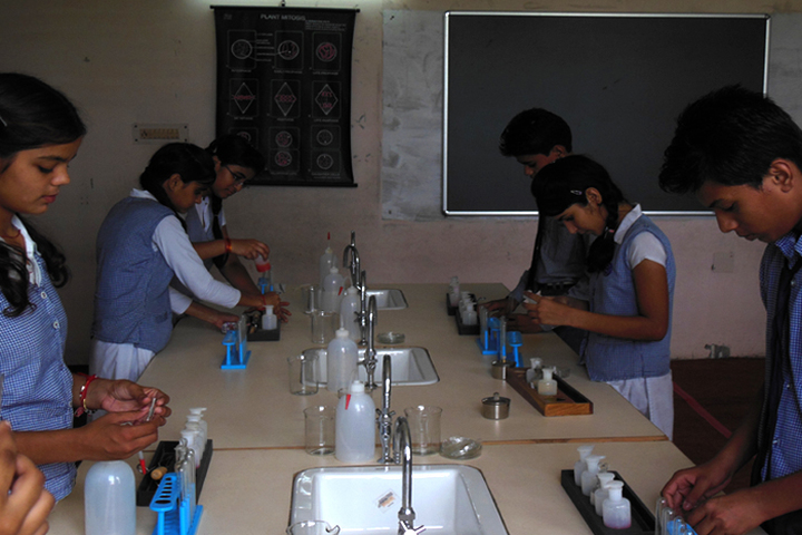 Suraj Govind Senior Secondary School-Biology Lab
