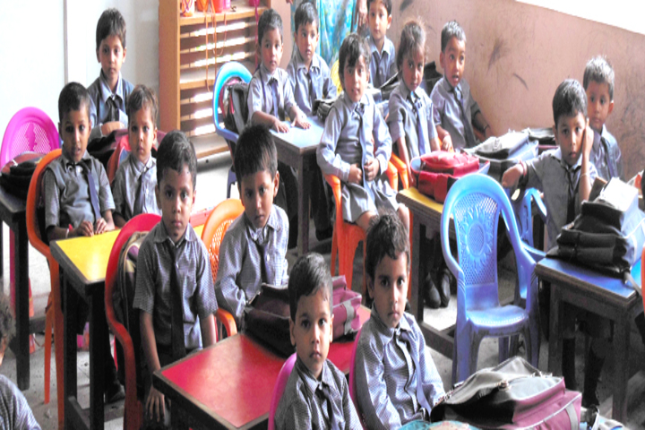 Suraj Govind Senior Secondary School-Kids Classroom