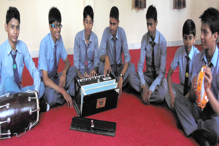 Suraj Govind Senior Secondary School-Music