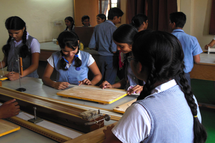 Suraj Govind Senior Secondary School-Physics Lab