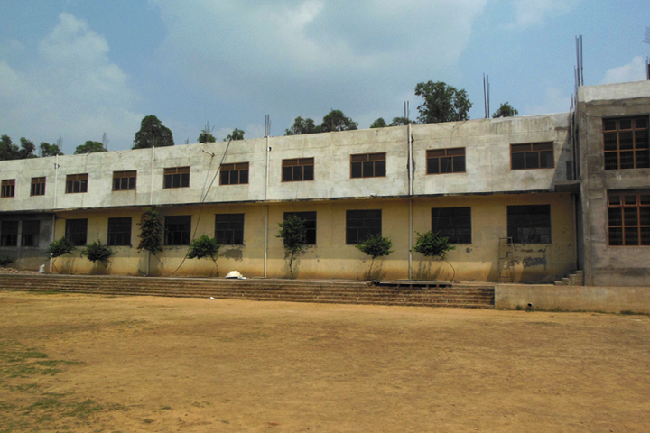 Suraj Govind Senior Secondary School-Playground
