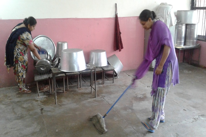 Government Model Senior Secondary School-Cleanliness