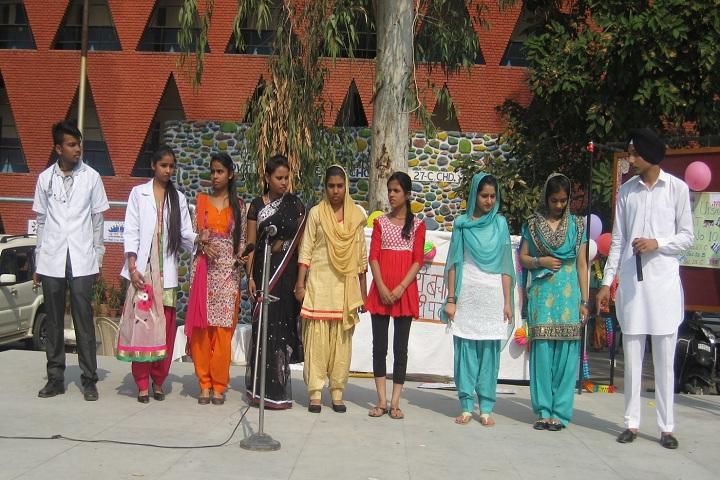 Government Model Senior Secondary School-Kala Utsav