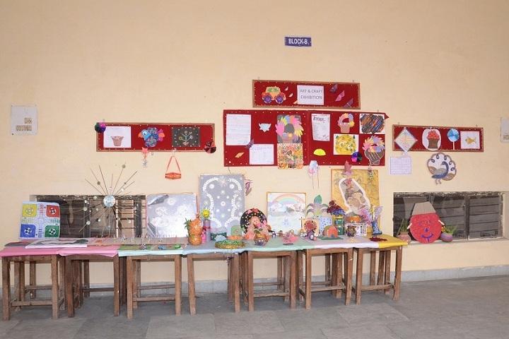 Suresh Chand Memorial Public School-Art