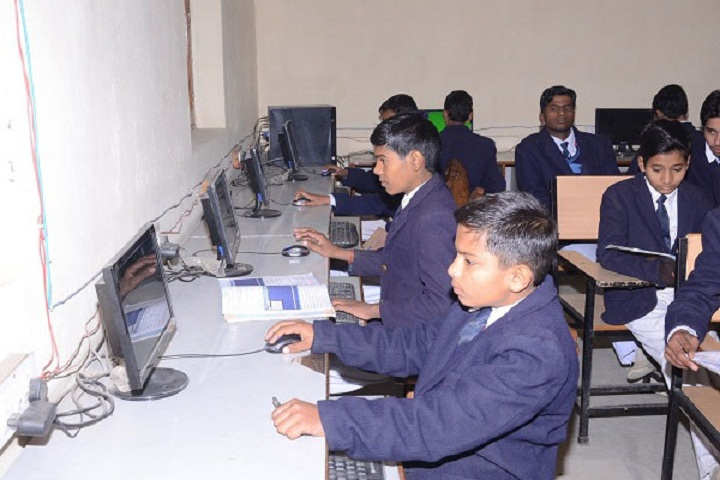 Suresh Chand Memorial Public School-Computer Lab