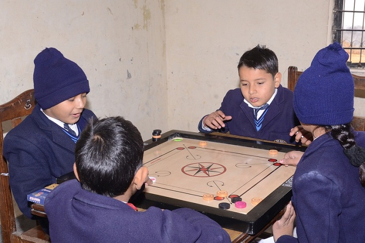 Suresh Chand Memorial Public School-Indoor Games