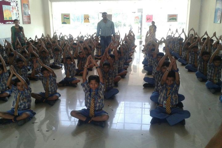 Surevin International School-Activity