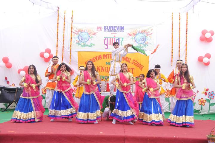 Surevin International School-Annual Day