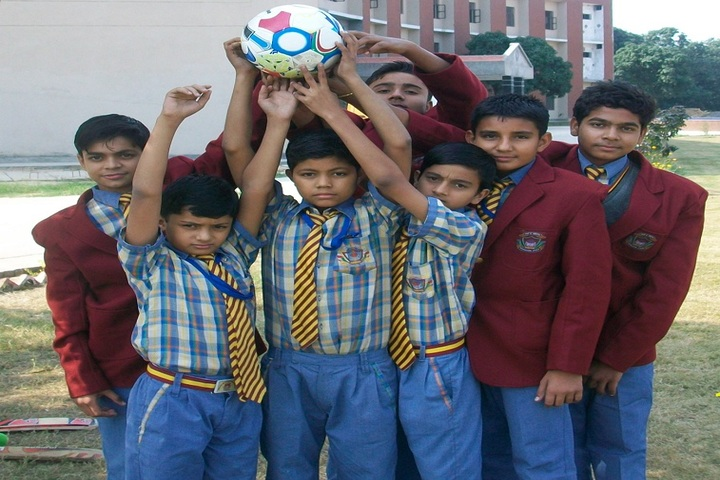 Surevin International School-Games