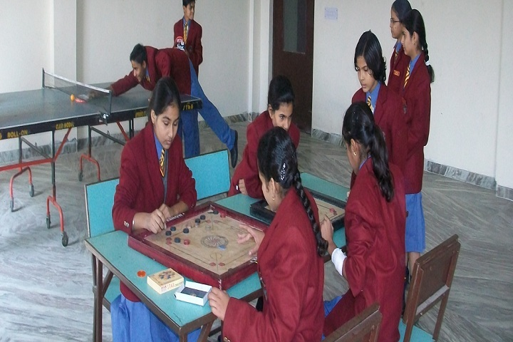 Surevin International School-Indoor Games