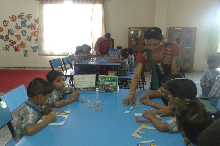 Surevin International School-Puzzle