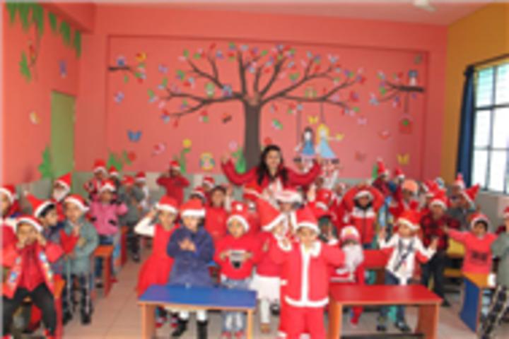 Surmount International School-Christmas Celebration