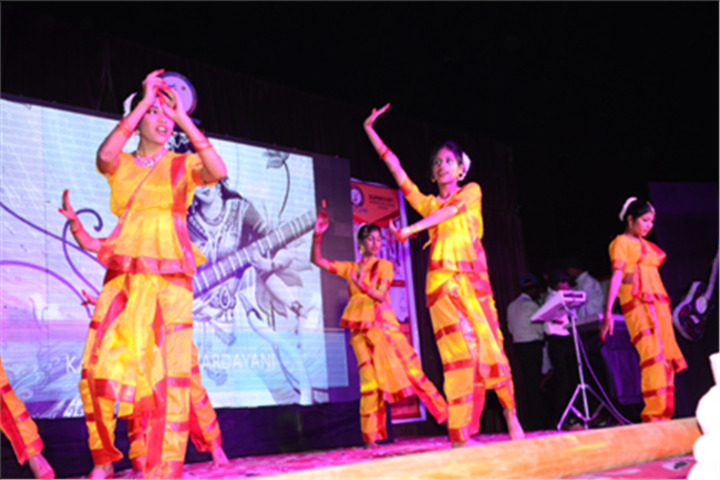 Surmount International School-Cultural Event